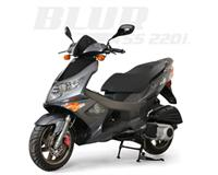 220cc Moped Scooters