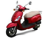 125cc Moped Scooters