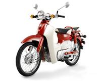 110cc Moped Scooters