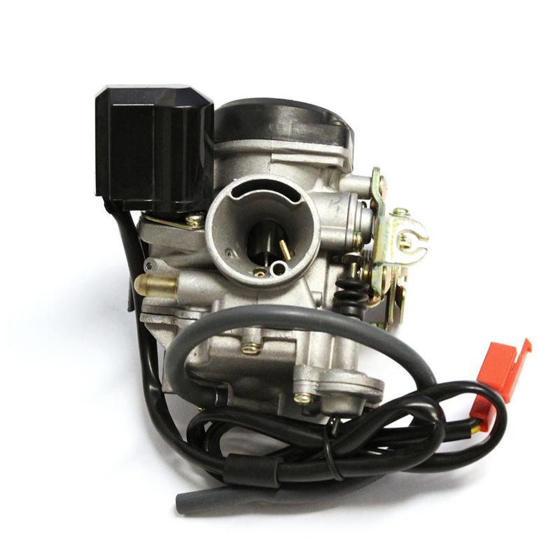 Carburetor For 50cc 4 Stroke 139qmb Taotao Roketa Bms