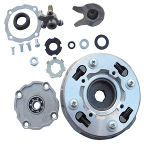Clutch Semi Automatic Assembly Type 5 For 125cc Chinese Honda