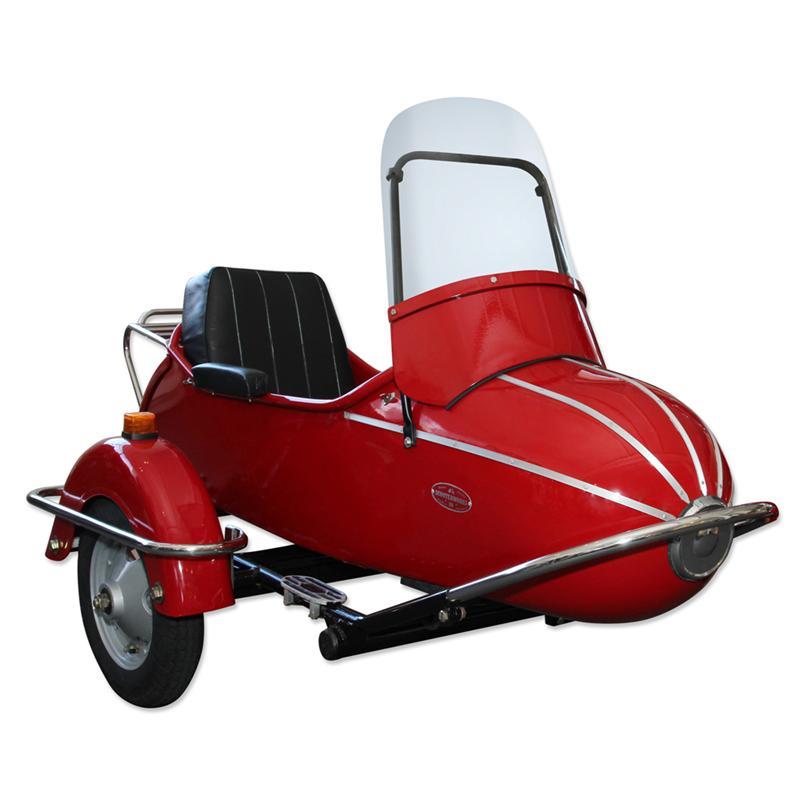 sidecar for 150cc 4 stroke genuine stella. Black Bedroom Furniture Sets. Home Design Ideas