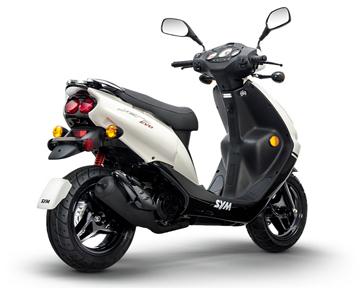 Yamaha Dynasty Scooter