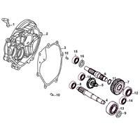 110cc Quad Bike Wiring Diagram further Kasea Wiring Diagram likewise 6 Pin Cdi Wiring Diagram further 1974 Wiring Diagram Honda Atc 70 further Baja 50cc Wiring Diagram. on loncin 4 wheeler wiring diagram