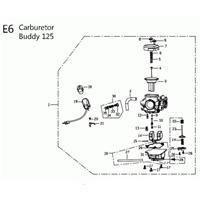 Schematic Genuine Buddy on Gy6 50cc Carburetor Diagram