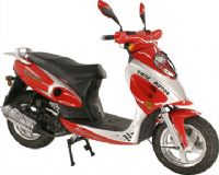 Tank Urban Sporty 50cc Scooter - Mountain Moped
