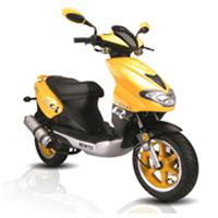 Tank Sports Stock Replacement Scooter Parts
