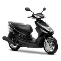 Yamaha High Performance Scooter Parts