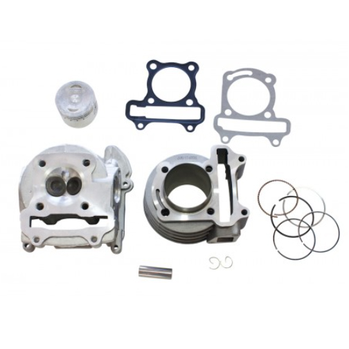 100cc EGR Big Bore Cylinder Kit for 50cc 4-Stroke 139QMB Scooters