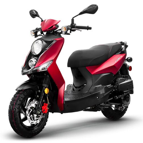 Lance Cabo 200i Scooter