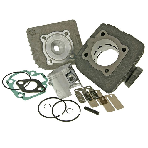 Malossi 70cc Big Bore Cylinder Kit for 50cc 2-Stroke Franco