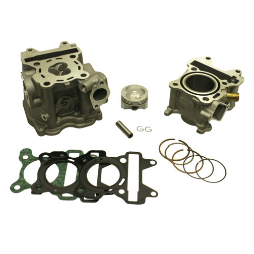 SSP-G 47mm Big Bore Cylinder Kit for 50cc 4-Stroke Yamaha