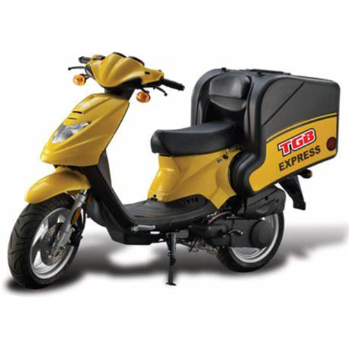 50cc 2-Stroke TGB Delivery