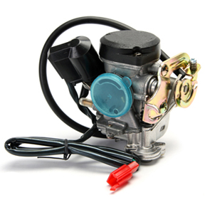 19mm High Performance Carburetor for 50cc 4-Stroke 139QMB