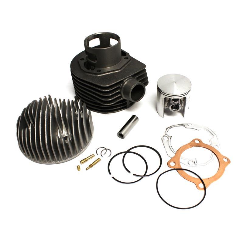 Malossi 166cc Big Bore Cylinder Kit for 125cc - 150cc 2