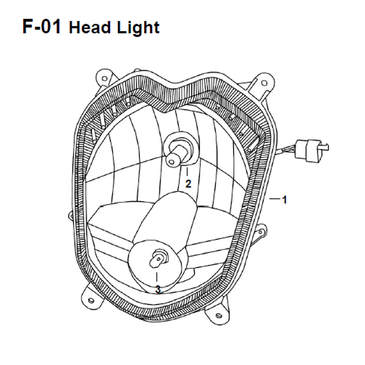 on 50cc scooter headlight wiring diagram