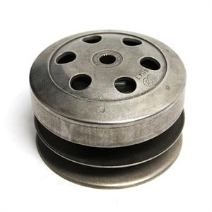 Complete Clutch Assembly Rear Clutch Driven Pully for GY6 49cc 50c 139QMB Scooter Taotao Roketa Sunl