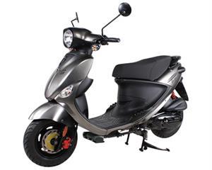 Genuine Buddy 50cc 2 Stroke Scooter