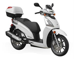 300cc Kymco People GT 300i