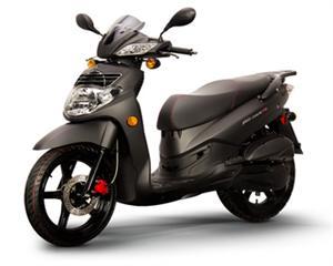 200cc SYM HD200 Evo