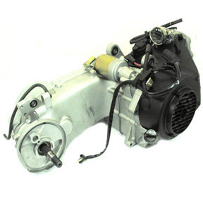 Engine Short on Gy6 150cc Turbo Kit